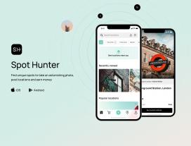 Spot Hunter-寻找独特的地方拍摄惊人照片