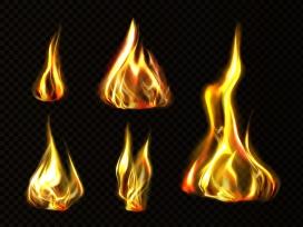 烈焰火焰素材下载