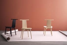 TWIG木质椅子