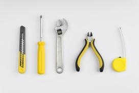 装修工工具集合