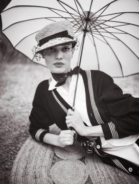 索菲·科埃拉-走向简单生活-Vogue德国版