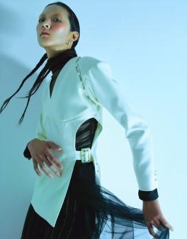 《不对称》-Vogue韩国