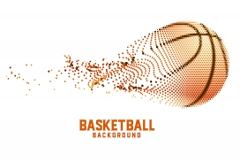 篮球广告海报素材