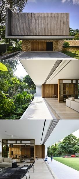新加坡917平米的KAP房子