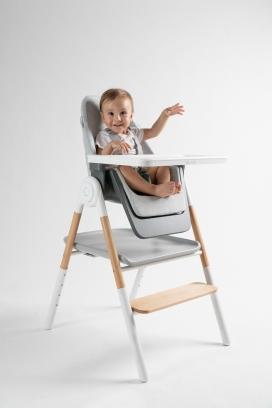 儿童坐便式高脚椅