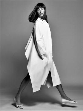 克里斯蒂·特灵顿·伯恩斯-T Style杂志