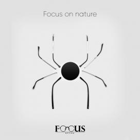 Focus Optika眼镜平面广告