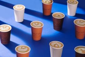 Kanzan-咖啡厅品牌设计