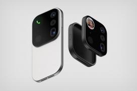可拆卸的GoPro风格全功能设备