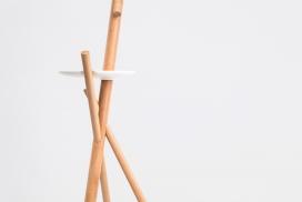 CHAO Hanger-时尚简洁的木质衣架