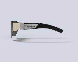ASHLUXE apollo SS20眼镜设计