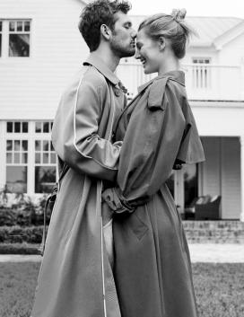 爱情鸟-真丝连衣裙时装秀-《德国时尚》