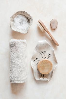 洗浴用品图