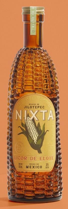 向墨西哥的玉米文化致敬的NIXTA酒
