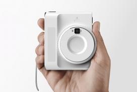 iCamera-苹果风格的概念单反相机