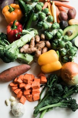 蔬菜集合图