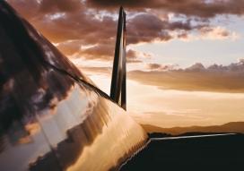 飞机尾翼图