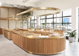 看起来像一家珠宝店的洛杉矶药房