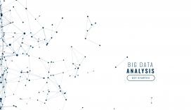几何菱形网络科技素材