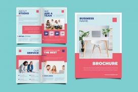 家具类企业宣传册素材