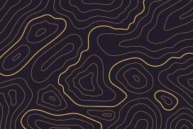 金色拇螺旋纹图素材下载