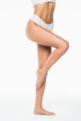 笔直性感的女性长腿