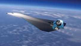 将迎来高速旅行新前沿的高速Mach 3飞机