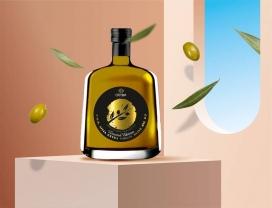 CRITIDA限量版橄榄油奢侈品