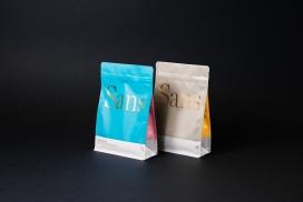 Sans Mag新多功能袋系列包装设计