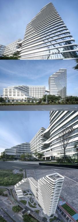 深圳67278平米的地铁长圳车辆段综合楼