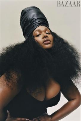 《五月美女》-Harper Bazaar杂志