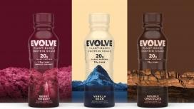 百事可乐推出EVOLVE植物基蛋白质饮料果汁