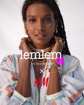 莉亚·凯贝德-Lemlem X时装秀