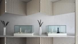 用锯齿形光栅覆盖多伦多第二版药房药店建筑设计