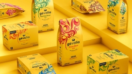 BrandOpus重新设计的瑞典Gevalia咖啡品牌