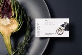 ROSSONERO-意大利美食餐厅品牌设计