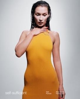 贝拉·哈迪德 (Bella Hadid)-时尚服装秀
