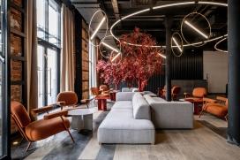 COLLIDER-365平米温馨的室内空间设计
