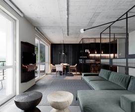 BUDA-现代时尚室内设计