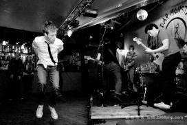 欧美音乐乐队组合疯狂生活急性演奏摄影